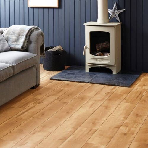 Karndean Van Gogh Wood Flooring Reclaimed Maple
